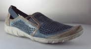 Damen Slipper von Remonte in Blau