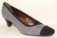 Scolaro Pumps in grau