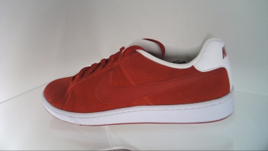 "Nike ""Court Royale Prem Leather"" in Rot"