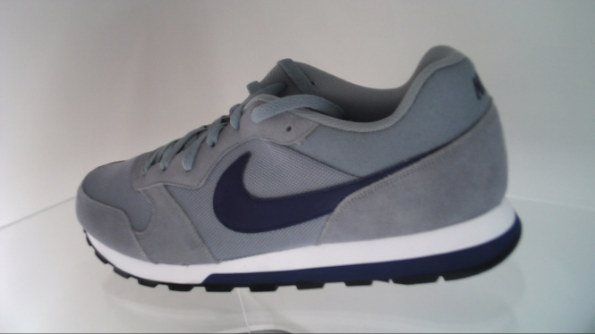 "Nike ""MD Runner 2"" in Blaugrau"